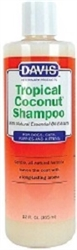 Davis Tropical Coconut Shampoo, 12 oz