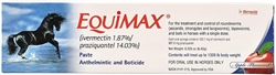 Bimeda Equimax Oral Paste Wormer For Horses 6.42gm