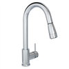 Stationary Handle Kitchen Faucet