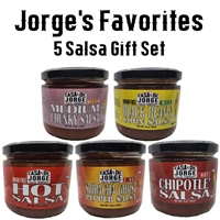 Salsa Guys five favorite salsas