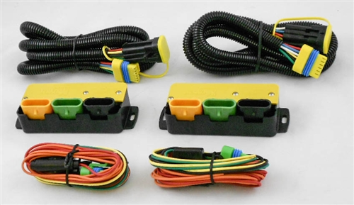 This Is A New Oem Meyer Snow Plow 12 Volt Light Carton 07234  The Light Kit Includes The Driver