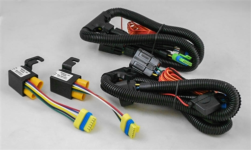 This Is A New Oem Meyer GM Adapter Headlight Harness Kit 07333. Alternative Views. GM. Meyer Snow Plow Wiring Diagram For Headlights GM At Scoala.co