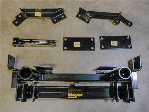 This Is A New Meyer Oem Ez Classic Snow Plow Mount 17103