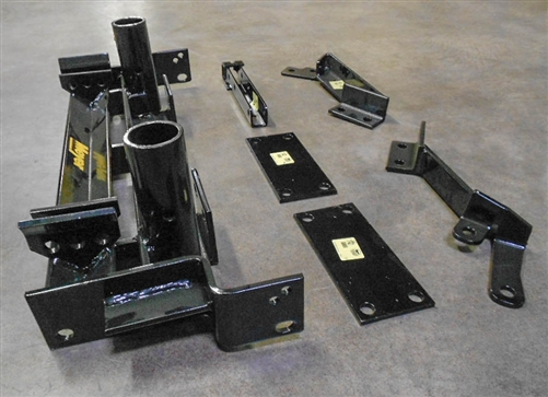 this is a new meyer oem ez classic snow plow mount 17103. Black Bedroom Furniture Sets. Home Design Ideas