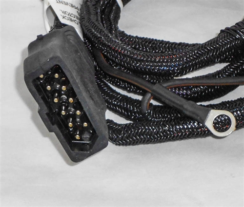 This Is A New Oem Fisher Service Harness Kit 26347 11 Pin. Fisher. Fisher 11 Pin Harness At Scoala.co