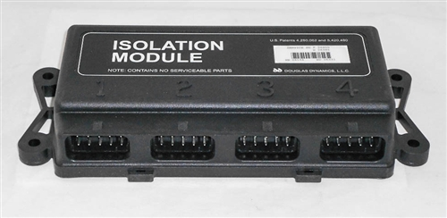 This is a new OEM Fisher Snow Plow Isolation Module Kit 26400 ...