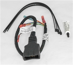 This is a new OEM Fisher Service Harness Kit 27067K. This is the repair end for a 7 Pin Vehicle Side Harness.