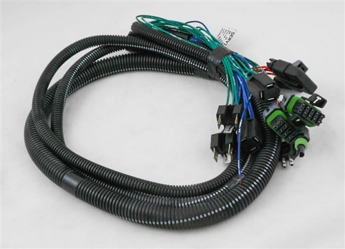 This is a new OEM Fisher Snow Plow 3-Port Harness Kit 29051. This ...