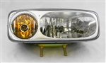 Fisher Snow Plow Light Kit 38800. This Fisher Intensifier or Nighthawk Headlight Kit includes the Driver and Passenger Side Headlights, Mounting Hardware Kit, and Harness Service Kit.