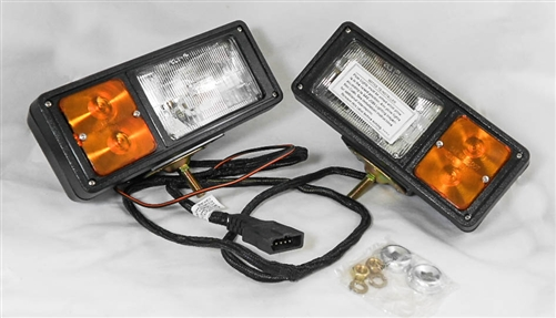 is a new OEM Fisher Headlamp Kit 8435 This is Headlamp Kit is for