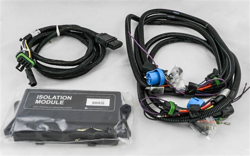 This Is A New Oem Fisher Snow Plow Harness Kit 8436 Rhpartsforsnowplows: Western Plow 4 Port Isolation Module Wiring Diagram At Gmaili.net