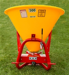 Agrex Salt and Fertilizer Spreader Model XL500
