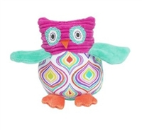 Pinkie the Owl Rattle