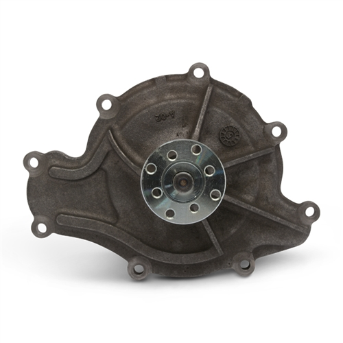 Cast Iron Tuff Stuff Water Pump Pontiac 8 Bolt Reverse Rotation