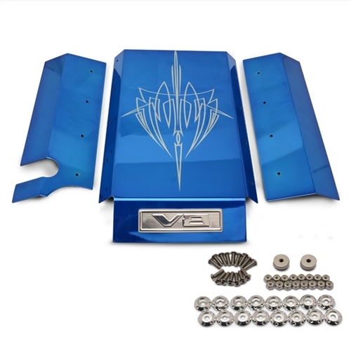 5th Gen Camaro Engine Cover Kits Americana