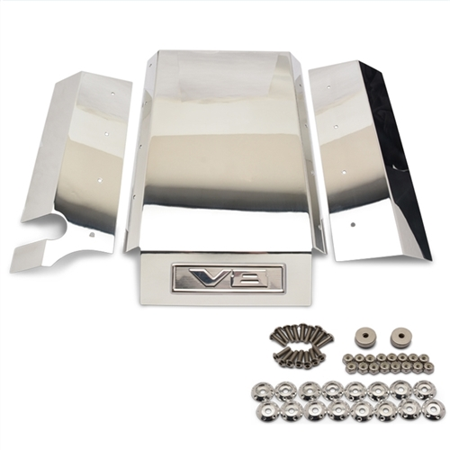 5th Gen Camaro Engine Cover Kits Plain