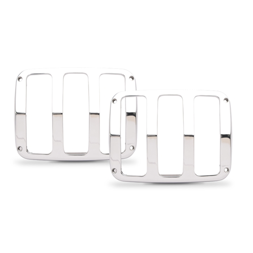 Taillight Bezels 1964-66 Mustang Smooth Style
