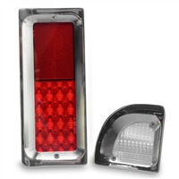 Taillight Kit 1967-72 Chevy C-10 Truck with Sequential LED Lights