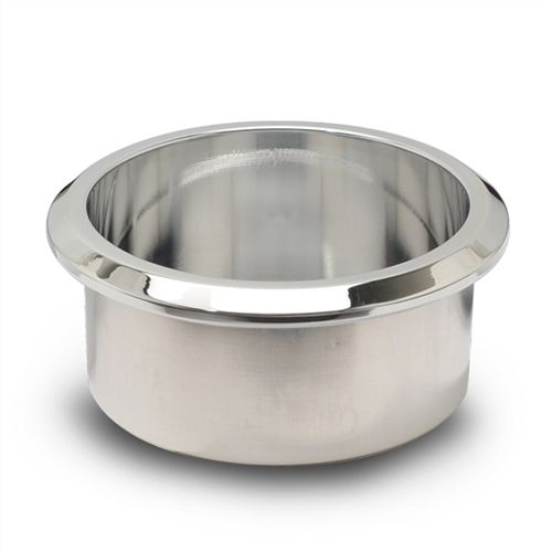 Drink Holder Small Short Billet Aluminum