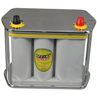 Battery Box Optima D51 Smooth