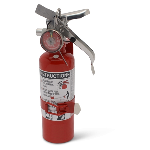 Fire Extinguisher Small 1Lb