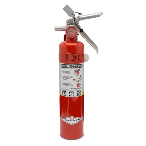 Fire Extinguisher Large 2-1/2Lb