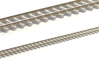 Finetrax Flexi Track Concrete Sleeper Flat Bottom Code 40 - 1 Yard