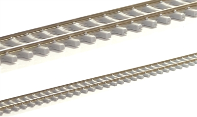 Finetrax Flexi Track Concrete Sleeper Flat Bottom Code 40 - 1 Metre
