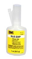 Slo Zap Thick Super Glue