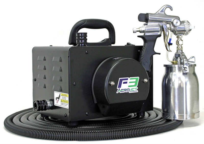 AeroJet F3 HVLP Turbine Paint Sprayer
