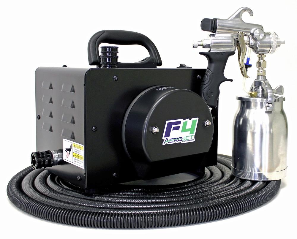 Aerojet F4 Hvlp Turbine Paint Sprayer