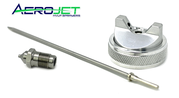 AeroJet RS-1 HVLP Turbine Spray Gun Replacement Tip