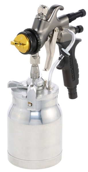 Apollo 7500QT HVLP Turbine Atomizer 1 Quart Spray Gun