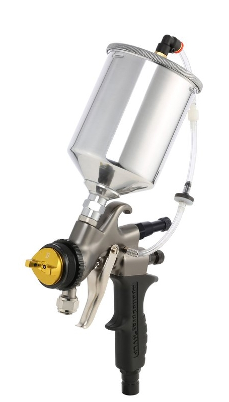 Apollo 7700GT-600 HVLP Turbine 600CC Gravity Spray Gun