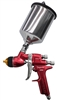 CA Technologies Jaguar J100H HVLP Gravity Spray Gun - CAT Pack