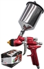 CA Technologies Jaguar J100H HVLP Gravity Spray Gun EP-J100H-W