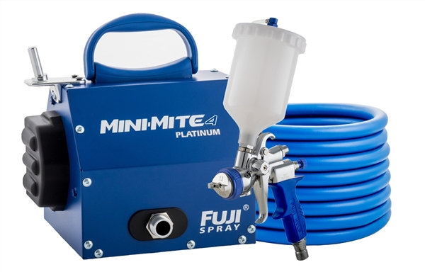 Fuji Spray Mini-Mite 4 Platinum T75G HVLP Spray System