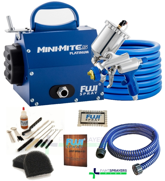Fuji Spray Mini-Mite 5 G-XPC Platinum HVLP Spray System