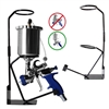 Fuji Gravity Feed Gun Holder Stand