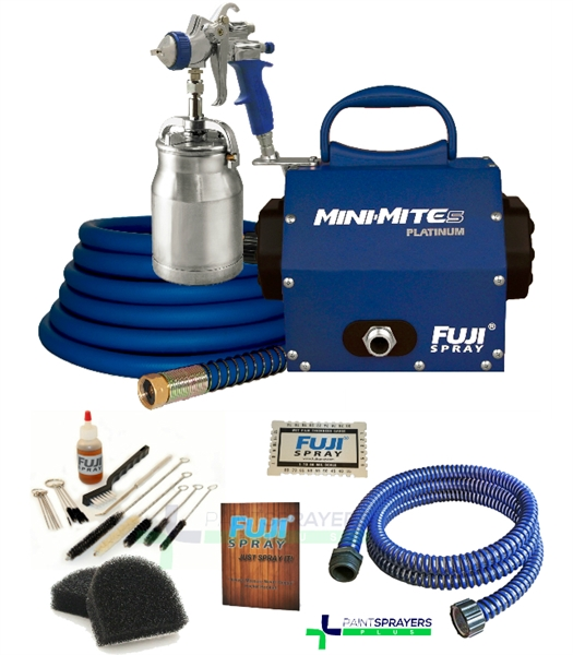 Fuji Spray Mini-Mite 5 T70 HVLP Paint Sprayer
