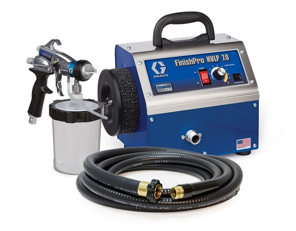Graco FinishPro HVLP 7.0 Standard Series Turbine Paint Sprayer