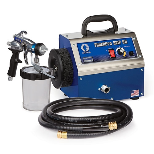 Graco FinishPro HVLP 9.0 Standard Series Turbine Paint Sprayer