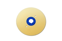 Oscimed Titanium Nitride Cast Saw Blade