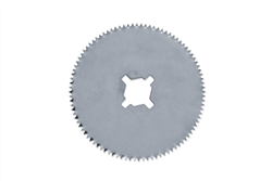 "Dicronite 2"" cast cutter saw blade"