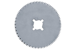 "Dicronite2.5"" cast cuttersaw blade"