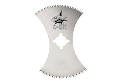 HEBU Medical X-Bite Waisted Cast Saw Blade