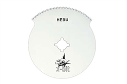 "HEBU Medical X-Bite Deep 3.15"" Cast Saw Blade"