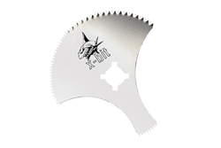 HEBU Medical X-Bite Segmented Cast Saw Blade