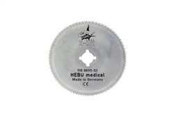 "HEBU Medical X-Bite 2"" Cast Saw Blade"