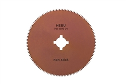 "HEBU Medical Non-Stick 2.5"" Cast Saw Blade"